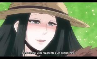 Hentai brasil Hachishaku Sama episódio 2 legendado completo