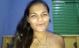 Xvideos novinhas com a putinha Tigresa Vip tomando gozada