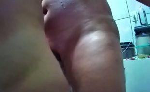 Comendo o cu com força da minha sogra safada