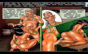 Hq de sexo desenhos famosos