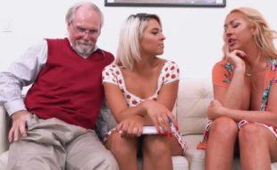 Filme de putaria completo com vovo e duas novinhas