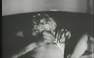 Porno brasileiro antigo em preto e branco