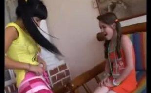 Videos lesbica aquecendo antes de levar pau